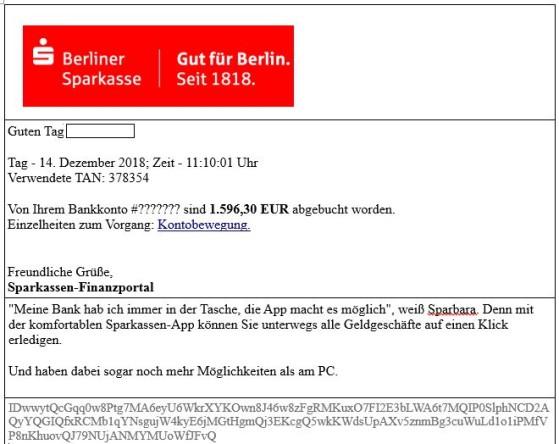 Berliner Sparkasse Karte Sperren.Aktuelle Sicherheitshinweise Sparda Bank West